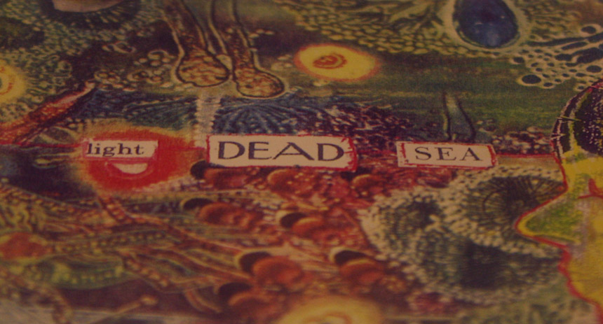 compilation: light DEAD SEA, volume one
